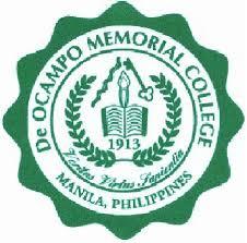 De ocampo memorial college