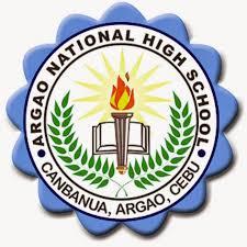 Argao National High School Logo