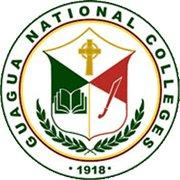Guagua National Colleges Logo