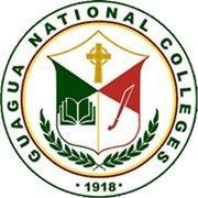 Guagua National Colleges Logo