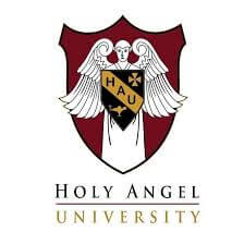 Holy Angel University Logo