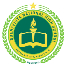 Buenavista National High School Logo