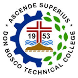 Don bosco tech college logo