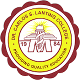 Dr. Carlos S. Lanting College Logo