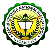 Maria Cristina National High School Logo