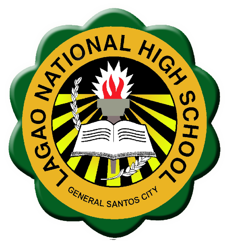 Lagao National High School (Main) Logo