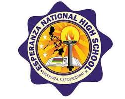 Esperanza National High School Logo