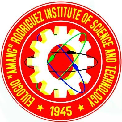 Eulogio Amang Rodriguez Institute of Science and Technology Logo