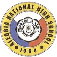 Alegria National High School Logo