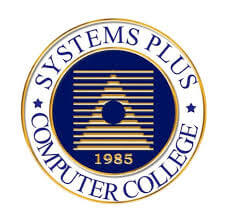 Systems Plus Computer College – Caloocan Logo