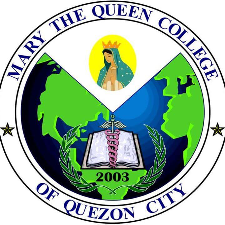 Mary The Queen College of Quezon City Logo